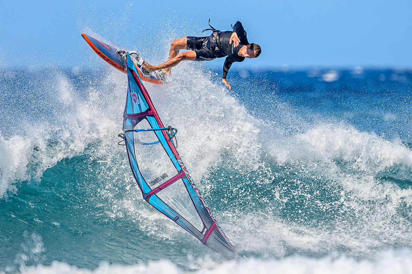 Windsurfing Photography by Fish Bowl Diaries